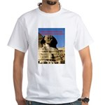 Wisdom White T-Shirt