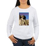 Wisdom Women's Long Sleeve T-Shirt