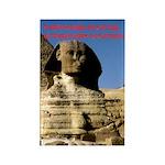 Wisdom Rectangle Magnet (100 pack)
