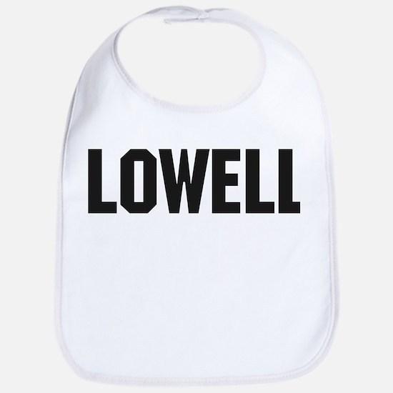 Lowell, Massachusetts Bib