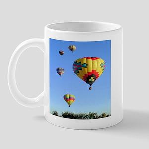 Five Balloons Mug