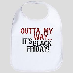 It's Black Friday Bib