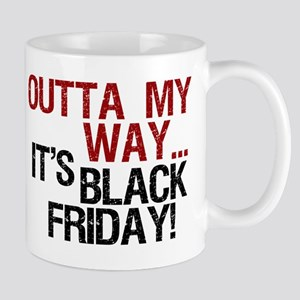 It's Black Friday Mug