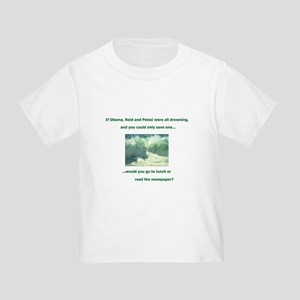 What would YOU do?! Toddler T-Shirt