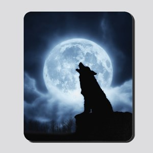 Cries of the Night Mousepad