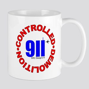 911 CONSPIRACY CONTROLLED DEM Mug