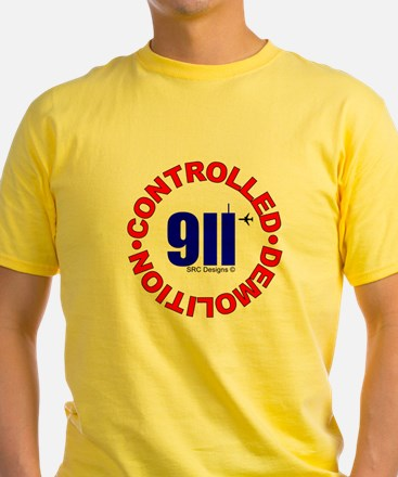911 CONSPIRACY CONTROLLED DEM T