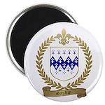 GAUDIN Family Crest Magnet