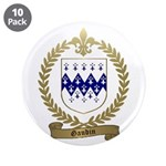"""GAUDIN Family Crest 3.5"""" Button (10 pack)"""