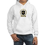 PAGEOT Family Crest Hooded Sweatshirt