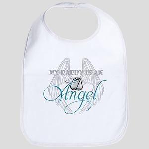 My Daddy is an Angel Bib