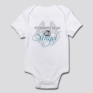 My Mommy is an Angel Infant Bodysuit