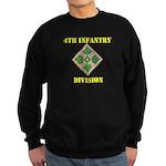4TH INFANTRY DIVISION Sweatshirt (dark)