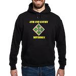 4TH INFANTRY DIVISION Hoodie (dark)