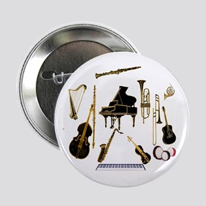 "Classical Music 2.25"" Button"