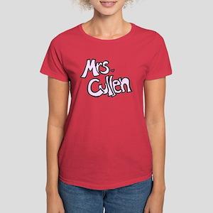 Mrs. Cullen Women's Dark T-Shirt