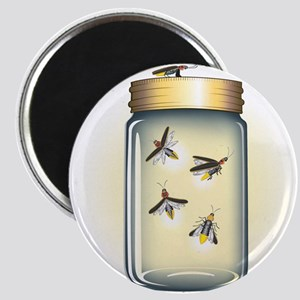 Fireflies in a Jar Magnet