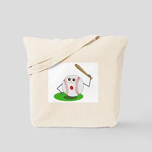 BaseBall Jock! Tote Bag