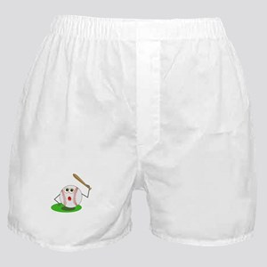 BaseBall Jock! Boxer Shorts