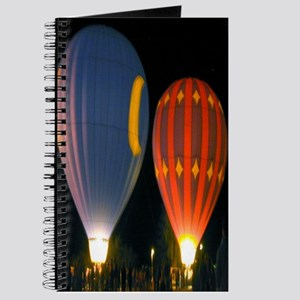 Two Night Balloons Journal