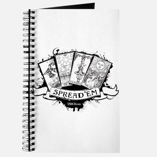 Spread 'Em Journal
