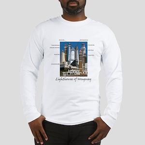 Lighthouses of Uruguay Long Sleeve T-Shirt