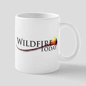 Wildfire Today new logo Mugs