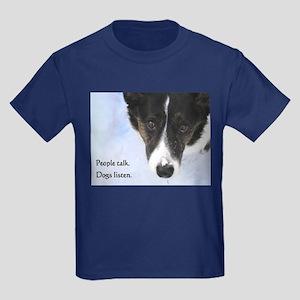 Corgi Kids Dark T-Shirt