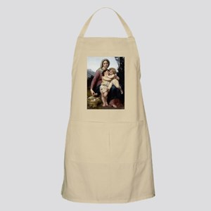 The Holy Family BBQ Apron