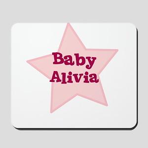 Baby Alivia Mousepad