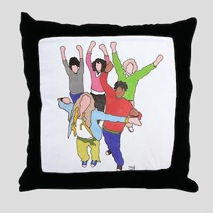 TEENS Throw Pillow