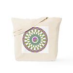 Celtic Spring-Easter Mandala Tote Bag