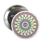 Celtic Spring-Easter Mandala Button