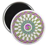 Celtic Spring-Easter Mandala Magnet