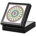 Celtic Spring-Easter Mandala Keepsake Box