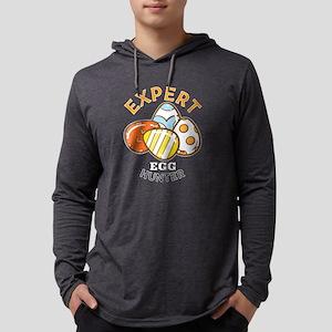 Expert Egg Hunter Funny Easter Long Sleeve T-Shirt