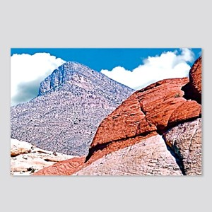 Red Rock Canyon Postcards (Package of 8)