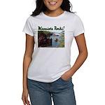 Minnesota Rocks! Women's T-Shirt