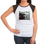 Minnesota Rocks! Women's Cap Sleeve T-Shirt