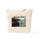 Minnesota Rocks! Tote Bag