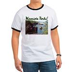 Minnesota Rocks! Ringer T