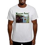 Minnesota Rocks! Light T-Shirt