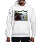 Minnesota Rocks! Hooded Sweatshirt