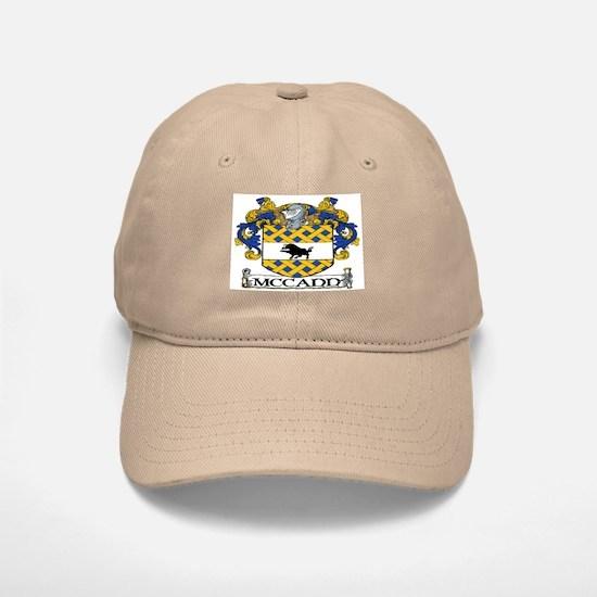 McCann Coat of Arms Baseball Baseball Cap