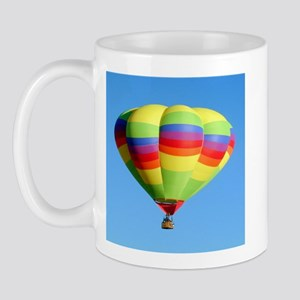 Rainbow Balloon Mug