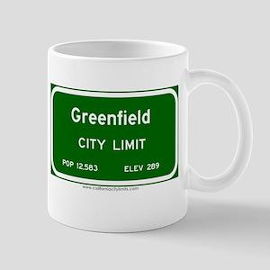 Greenfield Mug