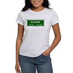 Greenville Women's T-Shirt