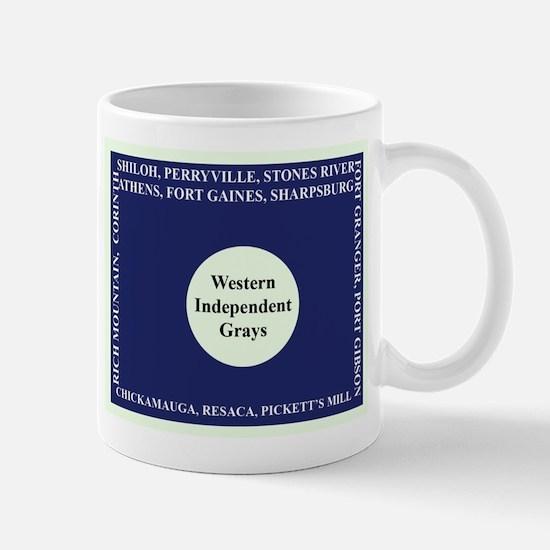 WIG Hardee Flag Mug