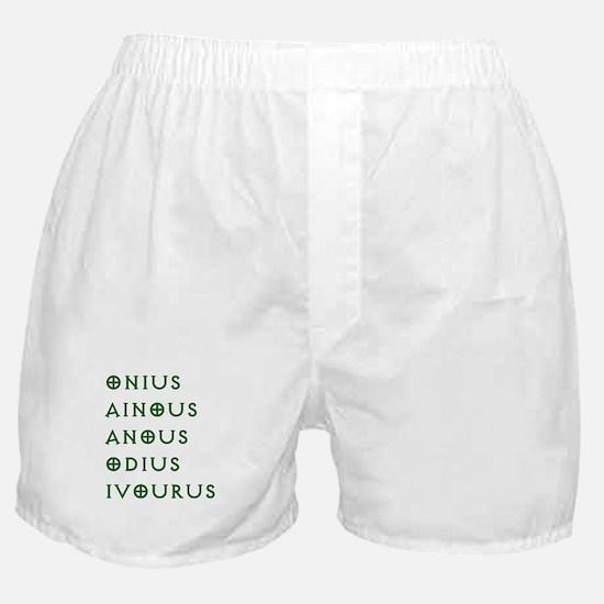 Onius Gentlemen Broncos Boxer Shorts