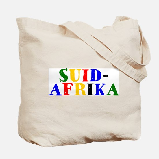 South Africa / Suid-Afrika Tote Bag